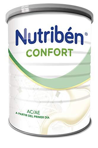 Nutribén Confort, Leche de continuación para bebé, AC/AE, 800 gr.