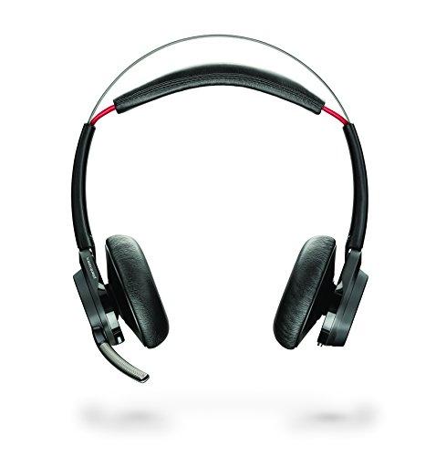 Plantronics 202652-04 - Auriculares de diadema abiertos con micrófono, 21.1 x 18.5 x 6.1 cm
