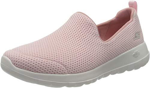 Skechers Go Walk Joy Admirable - Zapatillas de deporte para mujer, talla 42, color rosa claro