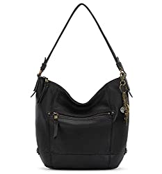 top rated Sack Sequoia Hobo Bag, Black 2021