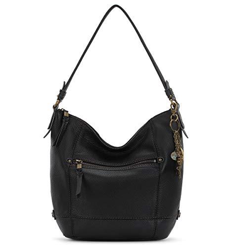 The Sak Sequoia Hobo Bag, Black, One Size