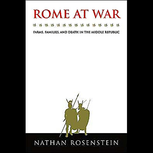Rome at War audiobook cover art