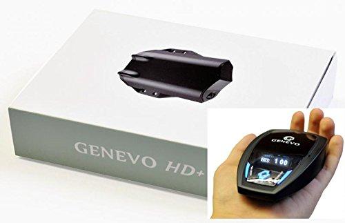 Genevo - Kit de radares (GPS+ y HDM+)