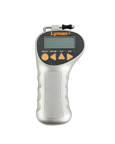 Lyman 7832248 Electronic Digital Trigger Pull Gauge,Multi