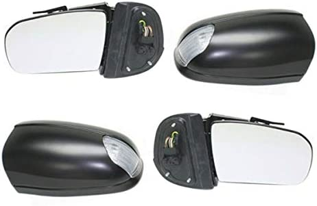 Koolzap New life OFFicial shop For 00-03 Benz E-Class Rear View Heated Power Mirror wit