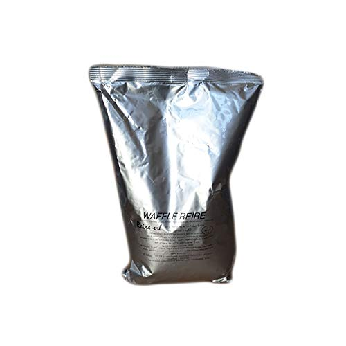 WAFFLE Preparato Alimentare In Polvere Cf. 1 Kg. per Dolci e Gelato WAFFLE Food Preparation