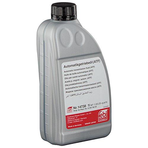 Febi bilstein 29738 Aceite de transmisión automática ATF (Amarillo)