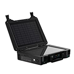 【Portable Design】Featuring a portable briefcase design with a sturdy carrying handle, the Phoenix Elite is the top choice for a weekend trip or an emergency. 【Renewable Energy】Designed for off-grid applications, the Phoenix Elite combines two highly ...