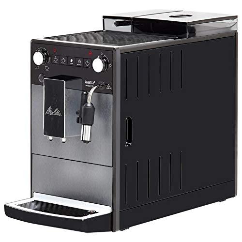 41tmXEglE3L. SS500  - Melitta Automatic Espresso Machine, Purista Model, F230-102, Black, 6766034