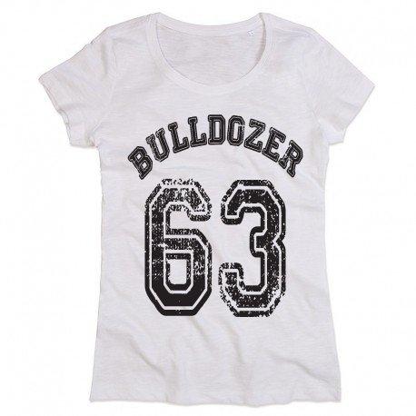 Sos Print T-shirt pour homme, femme, Bud Spencer_Bulldozer 63