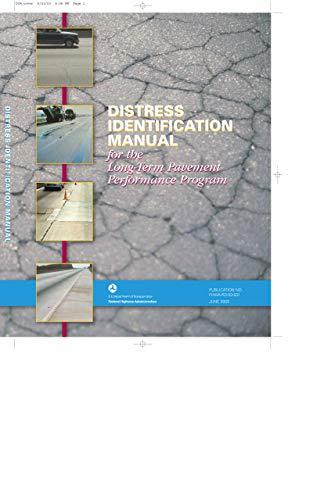 Distress Identification Manual for the Long-Term Pavement Performance Program