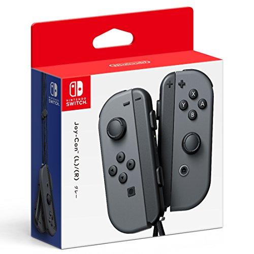 Nintendo Joy Con Grey Official Right / Left