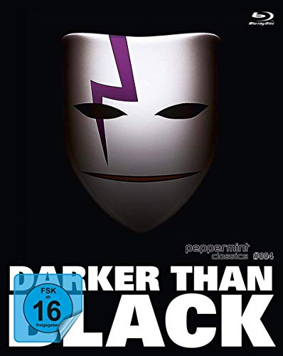 Darker than Black - Episode 01-25 + OVA [Blu-ray]