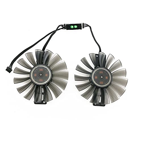 Jinyouqin 2 Teile/Satz FD9015U12s GA92S2H Ersetzen VGA GTX1060 Super Jetstream-Fan für PALIT GTX 1060 Grafikkarten-Kühlgebläse
