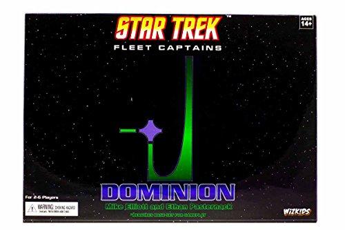 Stern-flotte Kapitäne Dominion Erweiterung