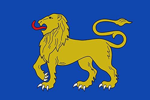 magFlags Bandera Large D Aielo de Malferit | D Aielo de Malferit la Vall d Albaida | Bandera Paisaje | 1.35m² | 90x150cm