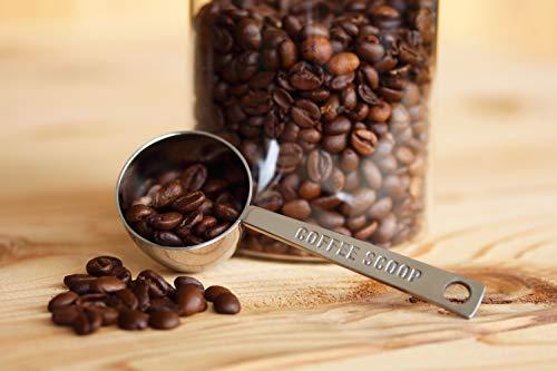 AOYOSHI(青芳)『カフェテリアコーヒー豆スクープ(511714)』