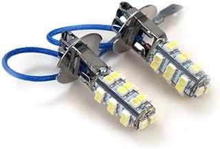 Homyl 2 X H3 26-lâmpadas Led Do Farol Do Carro