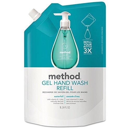 Method Gel Hand Wash, Coconut Water, 6-Pack Now $11.89 (Was $23.99)