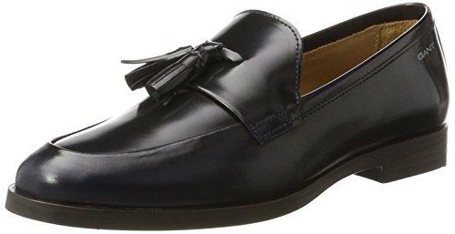 GANT Footwear Damen Nicole Slipper, Blau (Marine), 41 EU