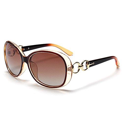 BLDEN Gafas de Sol Polarizadas Mujer, Moda Casual Estilo...
