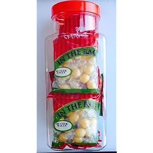 wj shaws butter balls 6 bags in a jar each bag is 120g WJ Shaws Butter Balls 6 Bags in a Jar each Bag is 120g 41tmdhreNfL