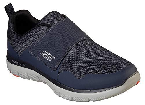 Skechers Herren Sneaker Flex Advantage 2.0 - GURN 52183 DKNV blau 35916
