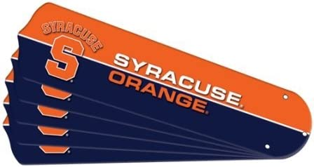 Ceiling Fan Designers 7992-SYR New NCAA Popular shop is the lowest price challenge Orange C Syracuse 42 in. sale