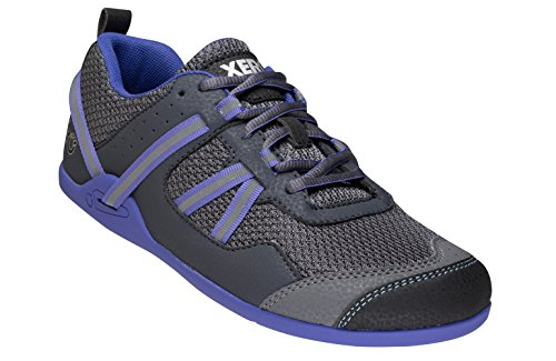 Xero Shoes Prio - Women's Minimalist Barefoot Trail and Road Running Shoe - Fitness, Athletic Zero Drop Sneaker - Lilac 8