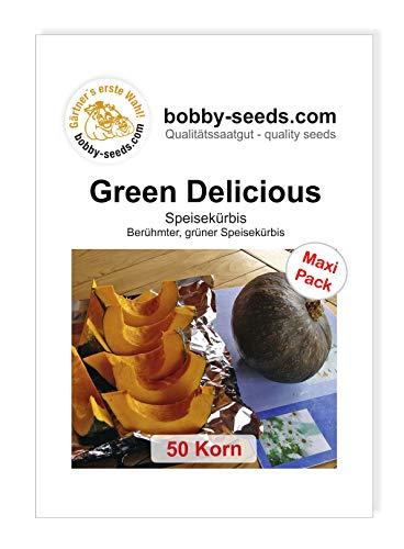 Green Delicious Kürbissamen von Bobby-Seeds, 50 Korn