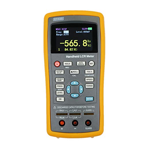 ET430 Handheld Digital LCR Meter