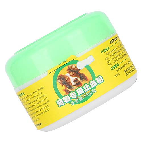 【𝐕𝐞𝐧𝐭𝐚 𝐑𝐞𝐠𝐚𝐥𝐨 𝐏𝐫𝐢𝐦𝐚𝒗𝐞𝐫𝐚】Stop Bleeding Styptic Powder, polvo de hemostasia, para polvo de talco, perro, gato
