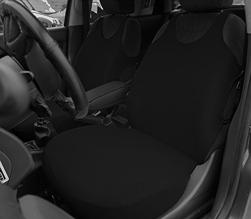 POK-TER-TUNING Autositzbezüge - passend für W 123 - W 124. Design T-Shirt. Set 1+1. Farbe schwarz. In 8 Farben bei Anderen Angeboten erhältlich.