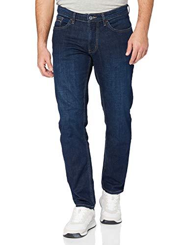 Hattric Herren Hunter-688525 Jeans, Mittel Blau 42, 34W / 32L