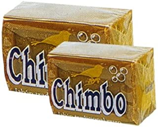 Becares - Jabon chimbo 250 gr. (color claro
