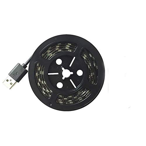 ZIYUMI USB Powered RGB 5050 LED Strip Lighting For TV Computer Background Light