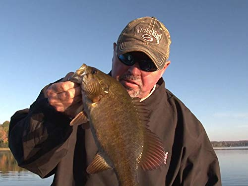 Fall Frenzy Smallmouth