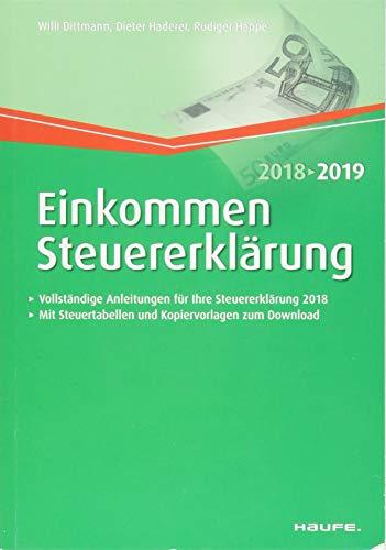 Einkommensteuererklärung 2018/2019 (Haufe Steuerratgeber)