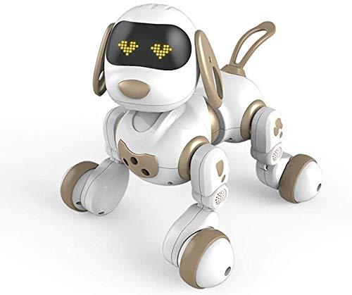 RCTecnic Perro Robot para Niños Buddy...