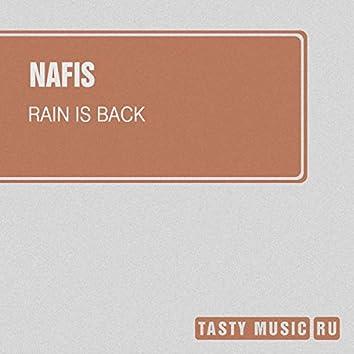Rain Is Back(Feat. Lena Grig)