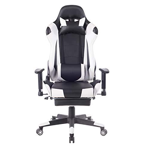 Healgen Heavy Duty Massage Gaming Chair