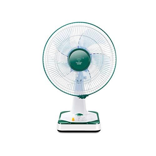 C-J-Xin - Escritorio de verano con ventilador de refrigeración de 90 ° de alto volumen de aire vertical con ventilador de refrigeración