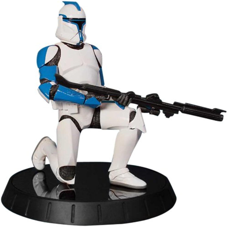 Star Wars bluee Clone Trooper Figure Celebration 6 Exclusive
