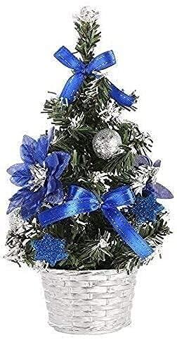 CHHD Árbol de Navidad Árbol Artificial Árbol de Navidad Árbol de Navidad Completo Mesa Artificial Mini árbol de Navidad Decoraciones Festival Árbol en Miniatura Árboles de Navidad Árbol