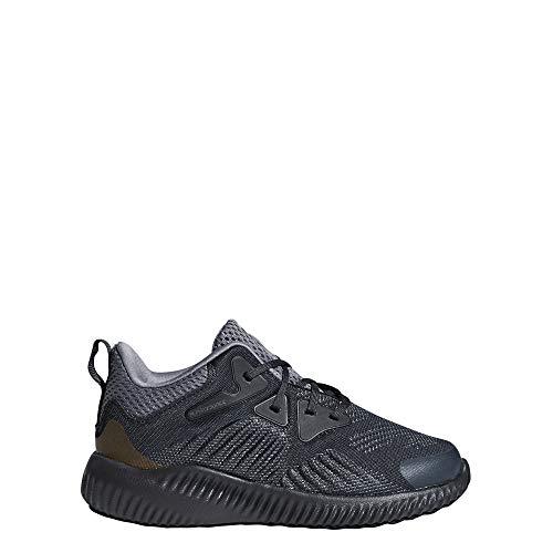 Adidas Alphabounce Beyond I, Zapatillas de Deporte Unisex niño, Gris (Gricua/Carbon/Grpudg 000), 23 EU
