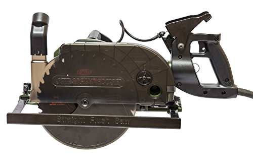 "Straight Flush Saw SFS-85 Cuz-D Industries Multi-Purpose 8-1/2"" Worm Drive Circular and Undercut Saw"