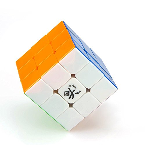 Dayan 3x3x3 Zhanchi Stickerless Speed Cube