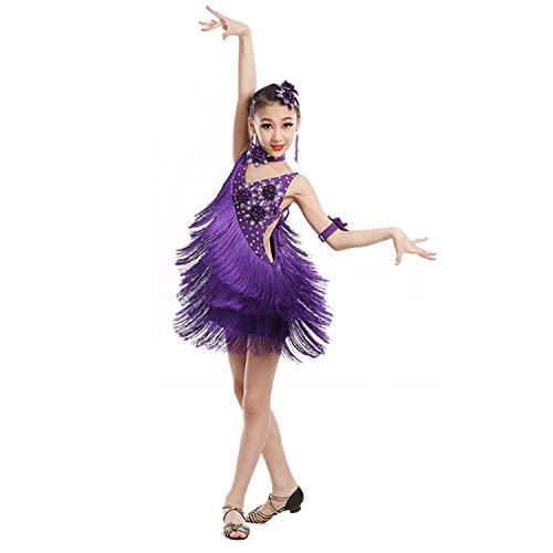 Dudifeng - Vestidos de baile para niños