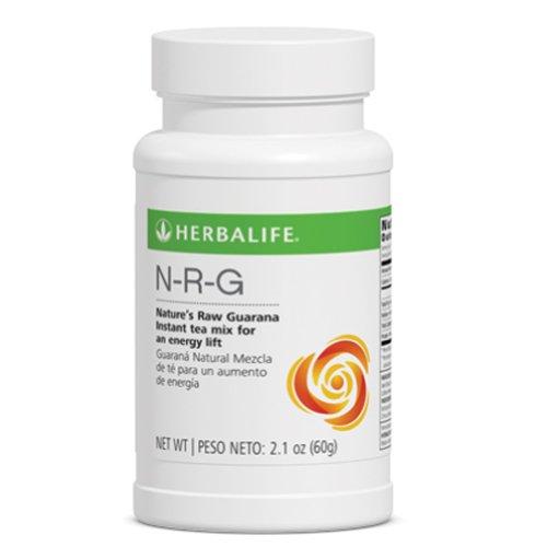 Herbalife N-R-G NATURE'S RAW GUARANA, Original, Tea, 2.12oz