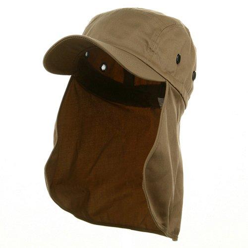 Sombrero de solapa (03), color caqui W15S46D